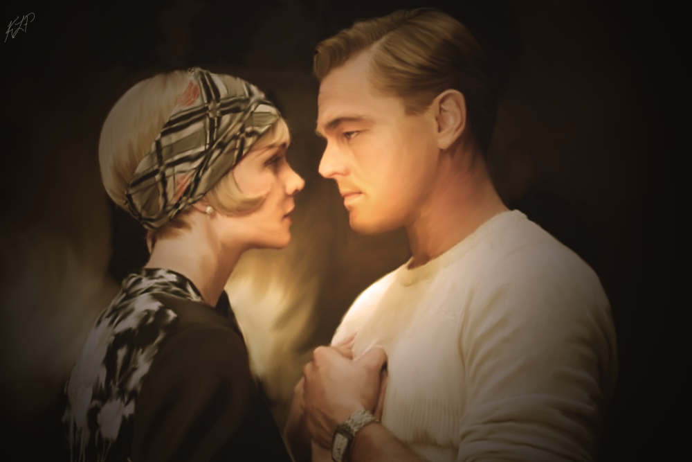 gatsby and daisy meet again